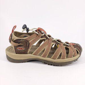 Keen Whisper Size US 7 Womens Sport Sandals